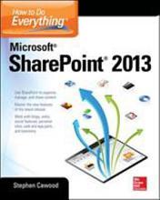 How to Do Everything Microsoft SharePoint 2013 PDF