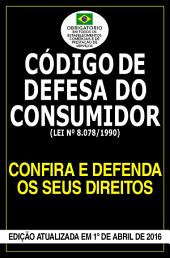 Código de Defesa do Consumidor 2016