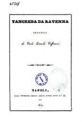 Tancreda da Ravenna tragedia di Carlo Zanobi Cafferecci