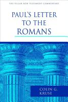 Paul s Letter to the Romans PDF