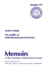 The Stability of Multi-Dimensional Shock Fronts