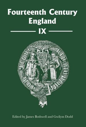 Fourteenth Century England PDF
