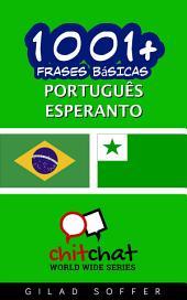 1001+ Frases Básicas Português - Esperanto