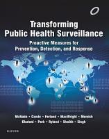 Transforming Public Health Surveillance   E Book PDF