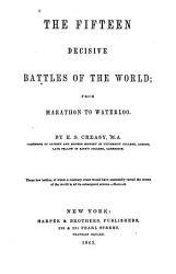 The Fifteen Decisive Battles of the World PDF