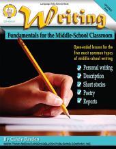 Writing, Grades 5 - 8