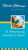 Rick Steves Snapshot St  Petersburg  Helsinki   Tallinn PDF