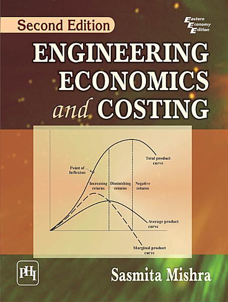 Engineering Economics and Costing PDF