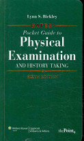 Bates  Pocket Guide to Physical Examination and History Taking PDF