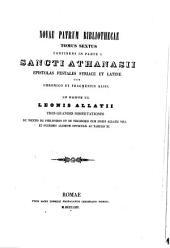 Novae Patrum bibliothecae ab Angelo Card. Maio editae