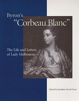 Byron s  Corbeau Blanc  PDF