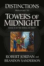 Distinctions: Prologue to Towers of Midnight: Prologue to Towers of Midnight