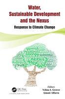 Water  Sustainable Development and the Nexus PDF