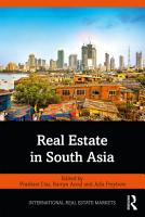 Real Estate in South Asia PDF