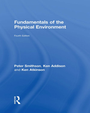 Fundamentals of the Physical Environment PDF