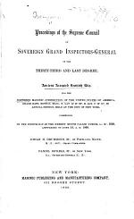 Proceedings of the Supreme Council of Sovereign Grand Inspectors General of the thirty-third and last degree, Ancient Accepted Scottish Rite, for the Northern Masonic Jurisdiction of the United States, etc
