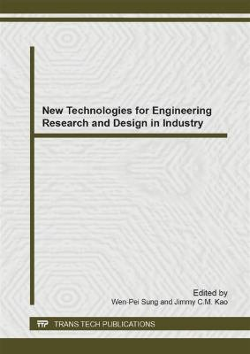 New Technologies for Engineering Research and Design in Industry PDF