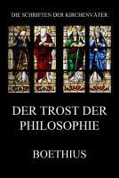 Der Trost der Philosophie PDF