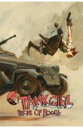 Tank Girl: Visions of Booga #2