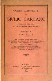 Opere complete di Giulio Carcano: Volume 3