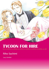 TYCOON FOR HIRE: Mills & Boon Comics