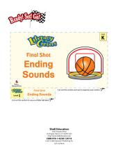 Ending Sounds--Final Shot Literacy Center