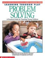 Learning Through Play PDF