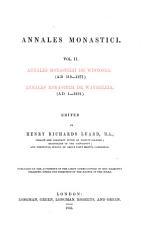 Annales Monastici PDF