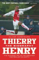 Thierry Henry  The Biography PDF