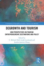 Degrowth and Tourism
