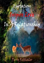Quotations Inspire Love In a Relationship