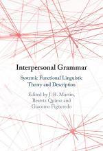 Interpersonal Grammar