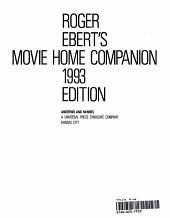 Roger Ebert s Movie Home Companion PDF