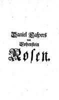 Sophonisbe  Trauerspiel PDF