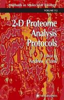 2 d Proteome Analysis Protocols PDF