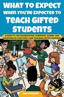 What to Expect When You re Expected to Teach Gifted Students PDF