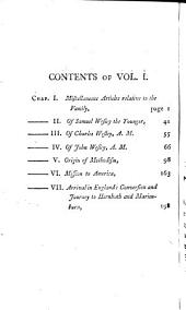 Memoirs: With A Review Of His Life And Writings, And A History Of Methodism, From It's Commencement in 1729, to the Present Time, Volume 1