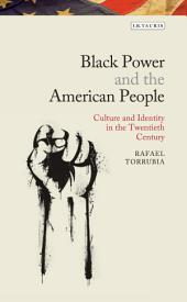 Black Power and the American People: Culture and Identity in the Twentieth Century