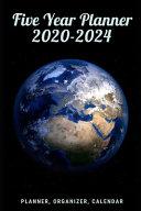Five Year Planner 2020-2024