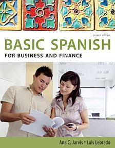 Spanish for Business and Finance  Basic Spanish Series PDF