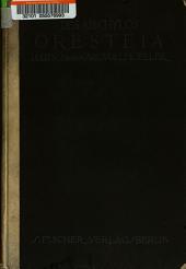 Des Aischylos Oresteia