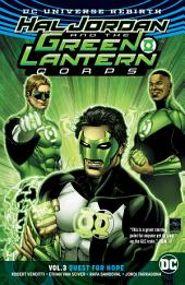 Hal Jordan and the Green Lantern Corps Vol. 3: Quest for Hope:Volume 2