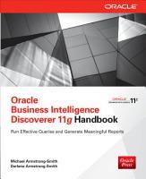 Oracle Business Intelligence Discoverer 11g Handbook PDF