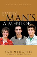 Every Man s a Mentor PDF