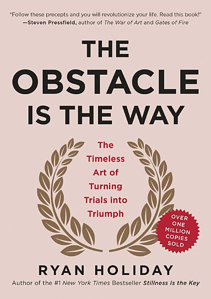 Download The Obstacle Is the Way Book