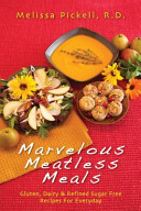 Marvelous Meatless Meals Book