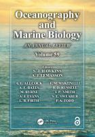 Oceanography and Marine Biology  An Annual Review  Volume 59 PDF