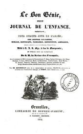 Le Bon Génie, petit journal de l'enfance ...