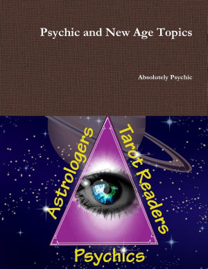 Psychic and New Age Topics PDF