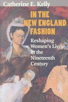 In the New England Fashion PDF